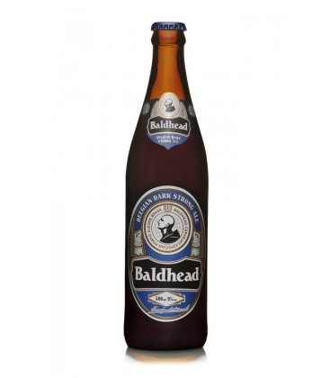 Baldhead - Belgian Dark Strong Ale 600ml